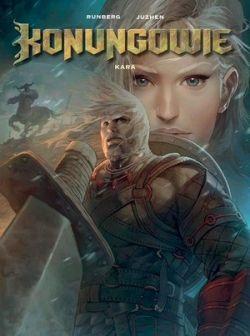 Okładka książki - Konungowie - 3 - Kara
