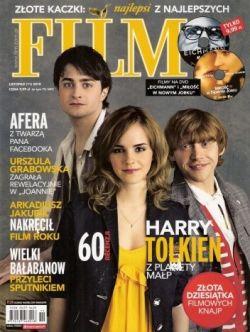 Okładka książki - Film, listopad (11) 2010