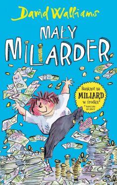 Okładka książki - Mały miliarder
