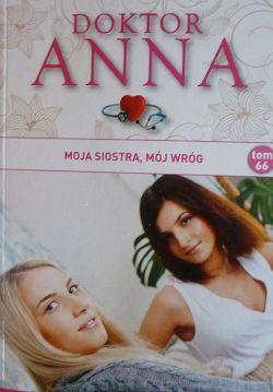Okładka książki - Doktor Anna tom 66. Moja siostra, mój wróg