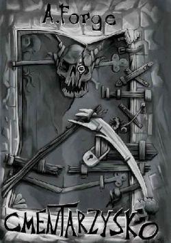 Okładka książki - Cmentarzysko
