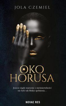 Okładka książki - Oko Horusa