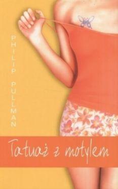 Okładka książki - Tatuaż z motylem