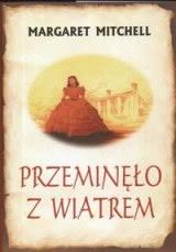 Okładka książki -  Przeminęło z wiatrem