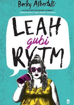 Okładka książki - Leah gubi rytm
