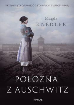 Okładka książki - Położna z Auschwitz