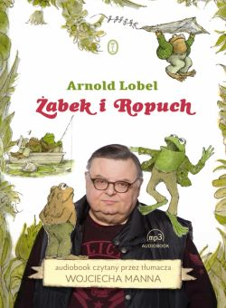 Okładka książki - Żabek i Ropuch. Audiobook