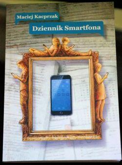Okładka książki - Dziennik Smartfona