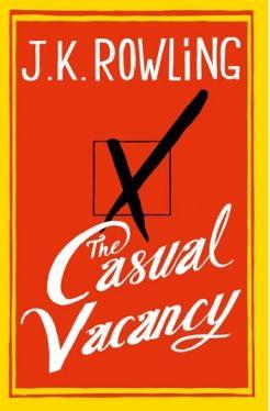Okładka książki - The Casual Vacancy