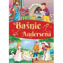 Okładka książki - Baśnie Andersena