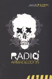 Okładka książki - Radio Armageddon