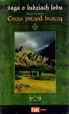 Okładka książki - Cisza przed burzą