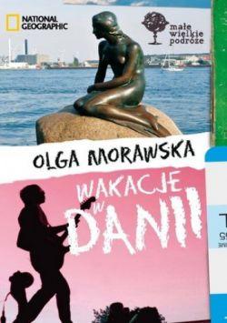 Okładka książki - Wakacje w Danii