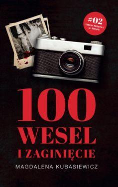 Okładka książki - 100 wesel i zaginięcie