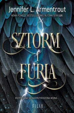 Okładka książki - Sztorm i Furia