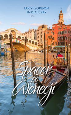 Okładka książki - Spacer po Wenecji