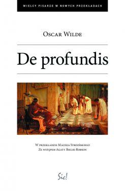 Okładka książki - De profundis
