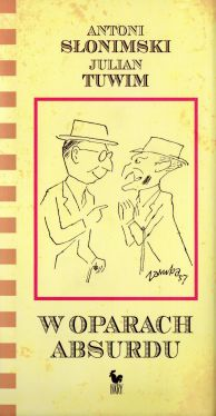 Okładka książki - W oparach absurdu