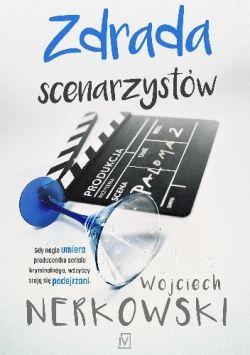 Okładka książki - Zdrada Scenarzystów