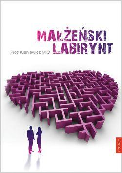 Okładka książki - Małżeński labirynt