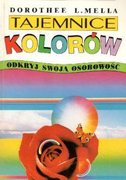 Okładka książki - Tajemnice kolorów