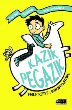Okładka książki - Kazik Pegazik