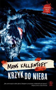 Okładka książki - Krzyk do nieba