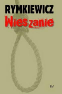 Okładka książki - Wieszanie