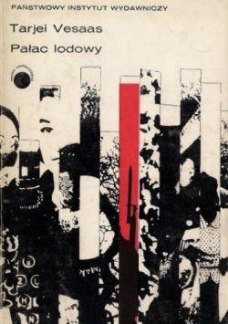 Okładka książki - Pałac lodowy