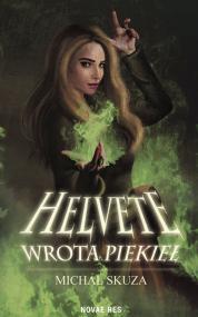 Okładka książki - Helvete. Wrota piekieł