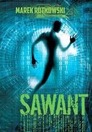 Okładka książki - Sawant