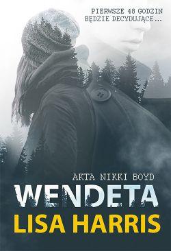 Okładka książki - Wendeta