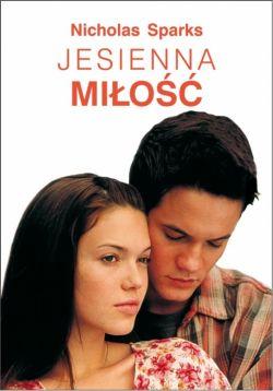 Okładka książki - Jesienna miłość