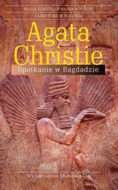 Okładka książki - Spotkanie w Bagdadzie
