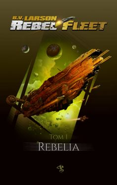 Okładka książki - Rebel Fleet: Rebelia