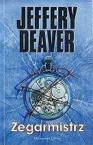 Okładka książki - Zegarmistrz