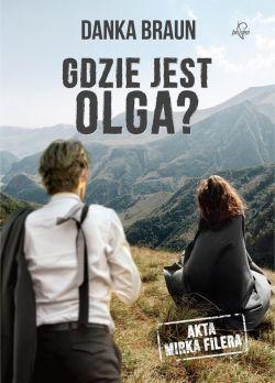 Okładka książki - Gdzie jest Olga?