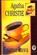 Okładka książki - Czarna kawa