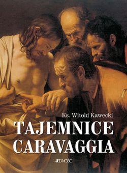 Okładka książki - Tajemnice Caravaggia