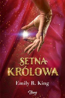 Okładka książki - Setna królowa