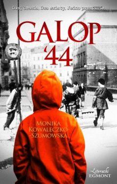 Okładka książki - Galop 44
