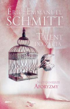 Okładka książki - Talent do życia