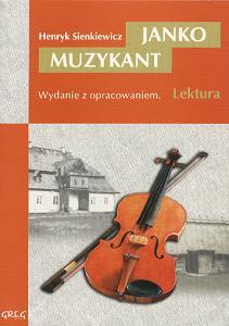 Okładka książki - Janko Muzykant. Wydanie z opracowaniem