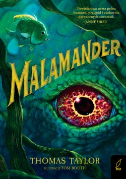 Okładka książki - Malamander