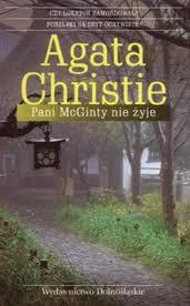 Okładka książki - Pani McGinty nie żyje