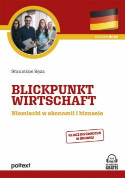Okładka książki - Blickpunkt Wirtschaft Niemiecki w ekonomii i biznesie