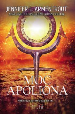 Okładka książki - Moc apoliona