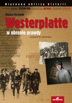 Okładka książki - Westerplatte. W obronie prawdy
