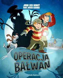 Okładka książki - Operacja Bałwan