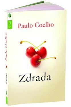 Okładka książki - Zdrada